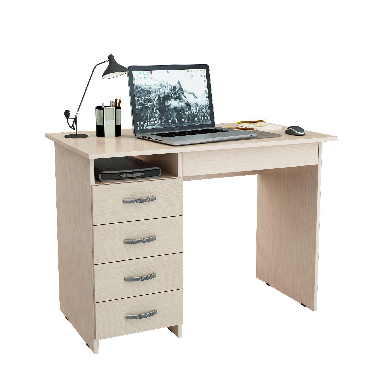 Письменный стол Милан-1 за 5499 р, бесплатная доставка, купить недорого в Москве