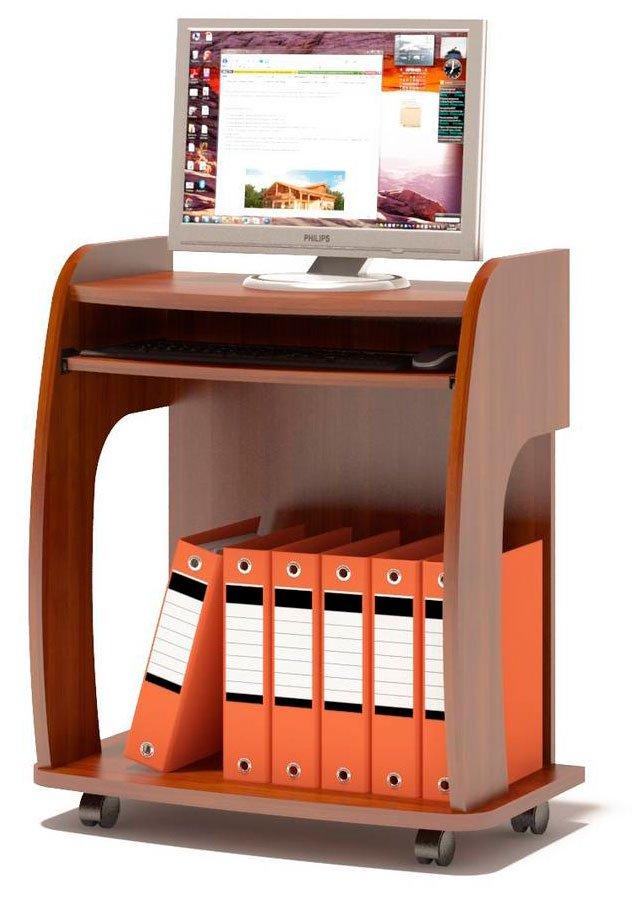 Компьютерный стол для ноутбука и принтера фото