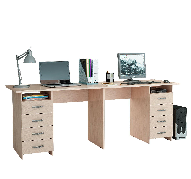 Письменный стол Тандем-3 за 10999 р, бесплатная доставка, купить недорого в Москве