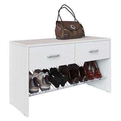 Открытую обувницу